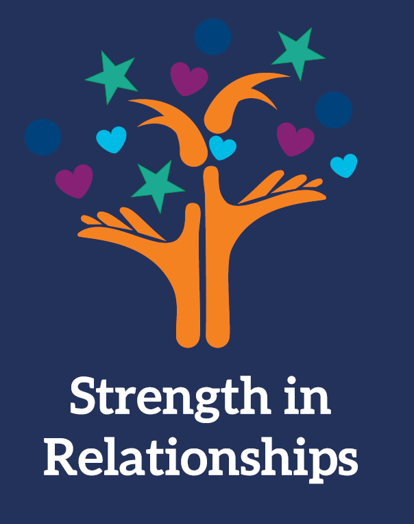 Strength in relationships logo